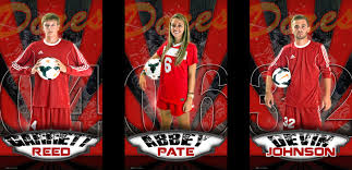 high school senior banners looking for a way to recognize your senior soccer players for all