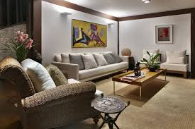 Home And Garden Interior Design Tropical Interior Design Living Room Home Design Ideas