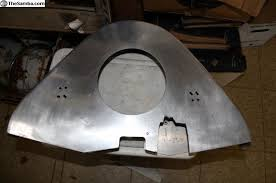 vw center mount fan shroud thesamba com vw classifieds porsche style center mount fan shroud