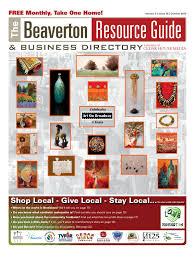 Beaverton Zip Code Map by Brg October 2015 By Beaverton Resource Guide Issuu
