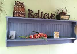 amazon com plate rack wall shelf country wood display plate and