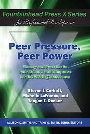 peer pressure peer power theory and practice in peer review and