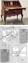 Secretary Desk Plans Woodworking Free by 100 Desk Furniture Plans Articles With Office Design