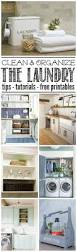 Where To Buy Laundry Room Cabinets by How To Organize The Laundry Room Laundry Rooms Free Printables