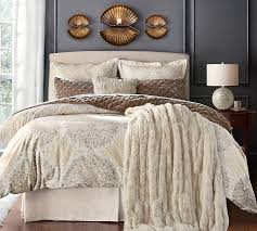 Pottery Barn Contact Us Lewis Slipcovered Headboard Pottery Barn