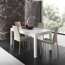 sedie la seggiola tavolo allungabile moderno ermes by la seggiola www viadurini it