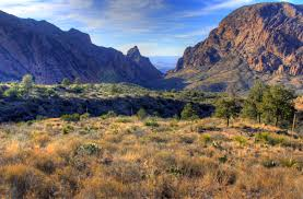 Texas mountains images Free stock photo of basin and mountains in the distance at big jpg