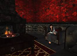 gothic room second life marketplace it s a gothic christmas living room in