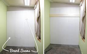 Best Way To Paint Beadboard - beadboard panel ceiling seams beadboard ceiling in laundry room