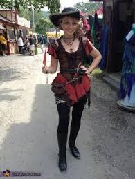 Girls Halloween Pirate Costume Homemade Pirate Costumes Kid Stuff Homemade Pirate