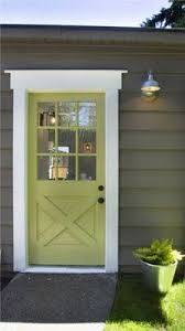 door accent colors for greenish gray dark green gray with light trim and green accents cottage