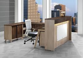 u shaped reception desk modern u shaped reception desk toronto new used office furniture