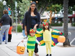 diy very hungry caterpillar costume and beautiful butterfly
