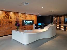 Commercial Reception Desks by Corian Reception Desk China Modern Design Commercial Corian