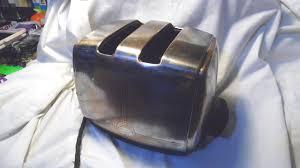 Sunbeam Toaster Tssbtrsb03 Repair 1952 Toaster Sunbeam T 20b Youtube