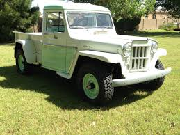 willys jeep truck 1962 willys pick up u2013 the jeep farm