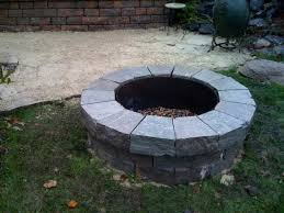Fire Pit Kits For Sale by Slick Exterior Perfect Diy Outdoor Gas Fire Pit Home Design Ideas