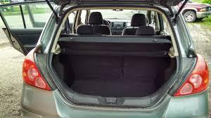 nissan versa compact interior 2009 nissan versa