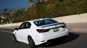sporty lexus 4 door 2016 lexus gs f review test drive horsepower price and photo
