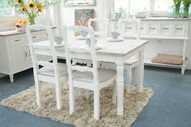Shabby Chic Dining Room Shabby Chic Dining Table And Chairs Parisian 175cm Shabby Chic
