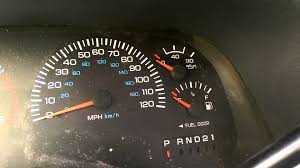 dodge durango dodge dakota fuel gauge repair 97 04 youtube