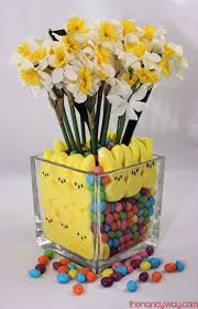 Edible Easter Table Decorations by 26 Best Easter Images On Pinterest Floral Arrangements Easter