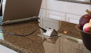 plain lovely kitchen counter outlets kitchen countertop pop up