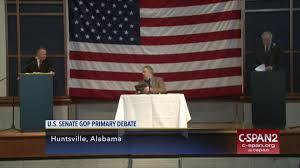 What Is The Flag Of Alabama Republican Alabama Senate Debate Sep 21 2017 Video C Span Org