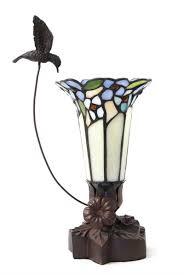 tiffany style condolence lamps