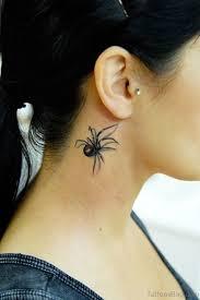 74 smashing neck tattoos for women