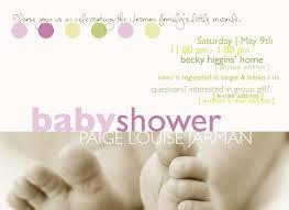baby shower email invitations best shower