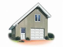 building a loft in garage garage loft plans 1 car garage loft plan 028g 0001 at www