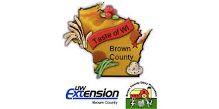 5th annual brown county taste of wisconsin morning ag clips