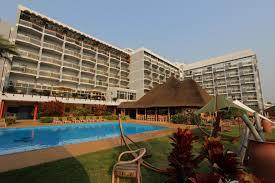 Outside Pool 20160731 Rwanda Kigali Mille Collines Hotel Pool Outside 2