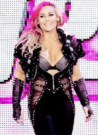 Blind Rage Wrestler Natalya Neidhart Wrestling Tv Tropes