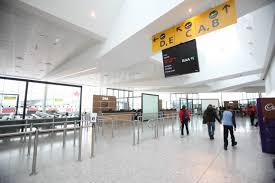Heathrow Terminal 3 Information Desk British Airways Heathrow Terminal Three