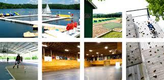 facilities at camp wayne boys summer camp pa