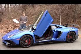 lamborghini aventador per gallon here s why the lamborghini aventador sv is worth 500 000 autotrader