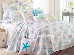 Beach Themed Comforter Sets King Best 25 Beach Bedding Sets Ideas On Pinterest Coastal Bedding