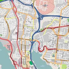 Ivory Coast Map Abidjan Ivory Coast Mojo Map Company Avenza Maps