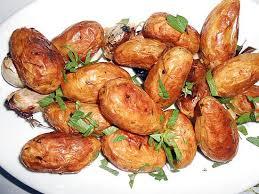 cuisiner pomme de terre grenaille recette de pommes de terre grenailles au four
