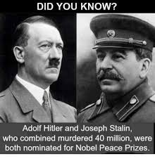 Stalin Memes - did you know adolf hitler and joseph stalin who combined murdered