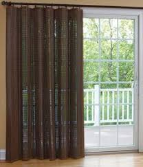 curtains or blinds for sliding glass doors how to cover ugly vertical blinds the blinds on our