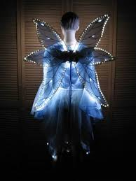 light up fairy wings led wings enlighted designs