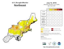 Usa Drought Map by Much Of Northeast U S Experiencing Drought Conditions Wnpr News