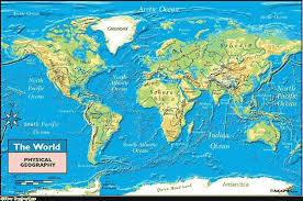 geography map map of physical geography 0 jpg map pictures