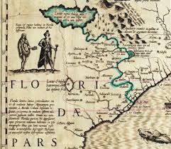 Crystal River Florida Map by Mapsoffortcarolineandmayriveringeorgia