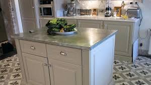 plan de travail cuisine en carrelage recouvrir carrelage cuisine plan de travail cuisine