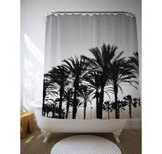 Shower Curtains With Trees Palm Tree Curtains Eulanguages Net