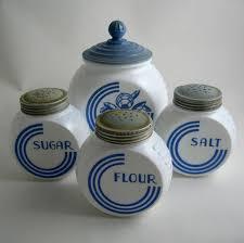 cobalt blue kitchen canisters 161 best kitchen canisters images on kitchen canisters